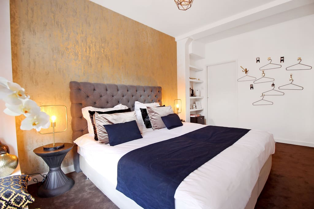 Luxurious stylish private room city centre chambres d 39 h tes louer amsterdam noord - Chambre a louer amsterdam ...