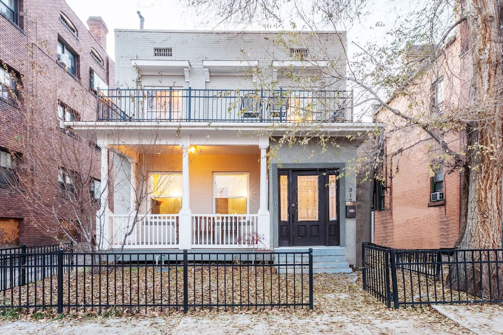 Historic 3br Home In Heart Of Slc Close To Skiing Houses For Rent In Salt Lake City Utah