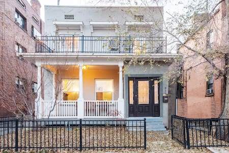 Historic 3Br Home in Heart of SLC, Close to Skiing - Salt Lake City - Haus