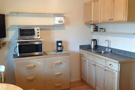Buckhorn B&B,  Suite for 1 person,  Weekly rates - Prince George