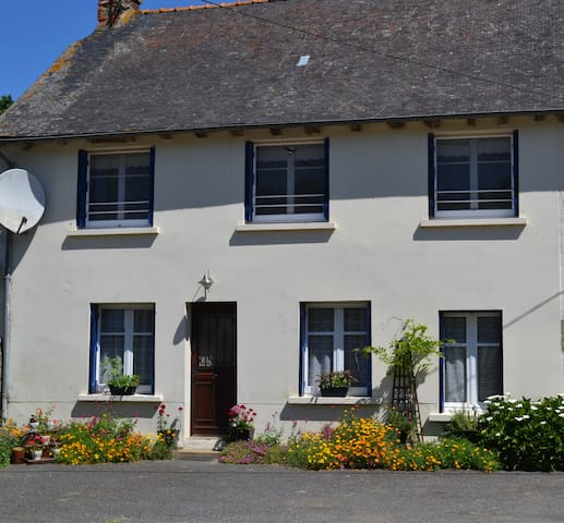 A high quality gite near Josselin - Mohon - Huis