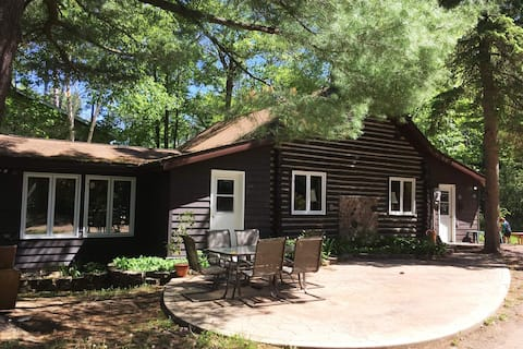 Petawawa Century-old Log Cabin