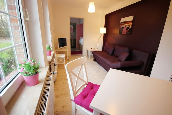 """Cox""  Landhaus am Apfelgarten - Eyendorf - Leilighet"
