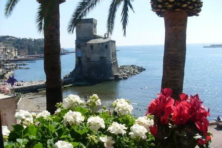 Davanti al Castello e al Lungo Mare - Rapallo - Lägenhet