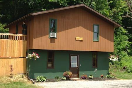 Sandy Run Cabin - Hocking Hills Oh - Nelsonville
