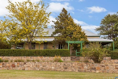 Yately House - Braidwood