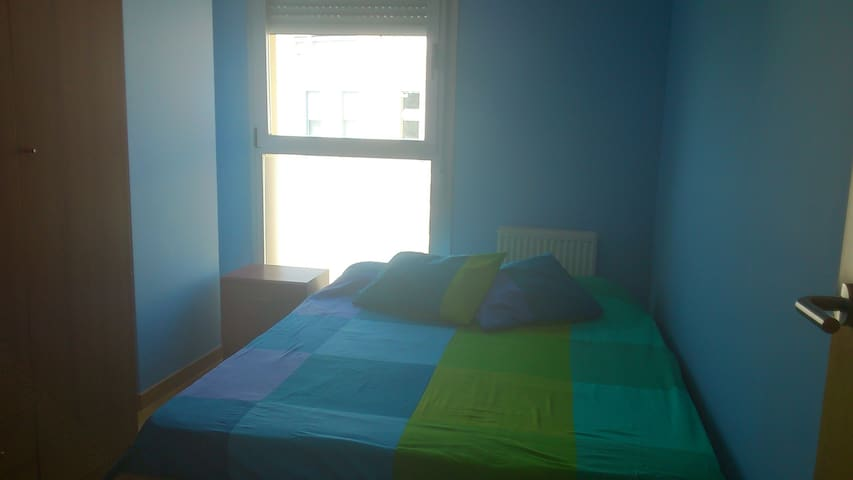 Double room Pamplona Sanfermin 2016 - Sarriguren - Lejlighed