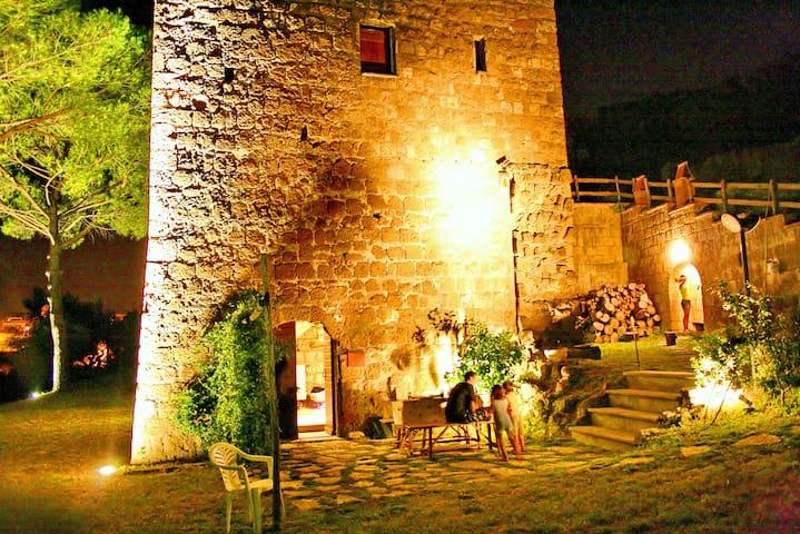 DIMORA LA TORRE - TUSCANY - VITERBO - Tuscania - Hus