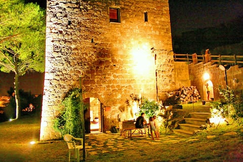 COUNTRY HOUSE LA TORRE - TUSCANY - VITERBO