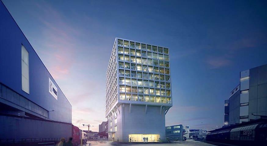 Art Basel - Loft Style Flat - Münchenstein - Byt