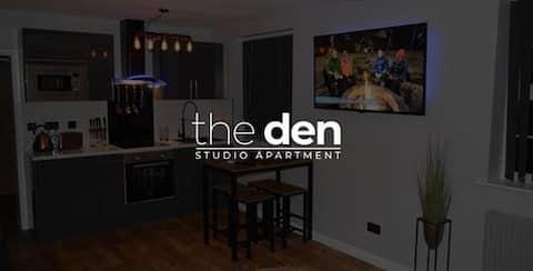 The Den Studio Apartment - Withernsea