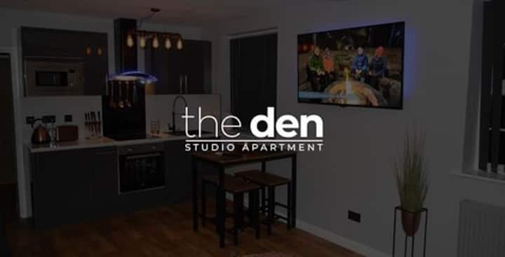 The Den Studio Apartment - Withernsea