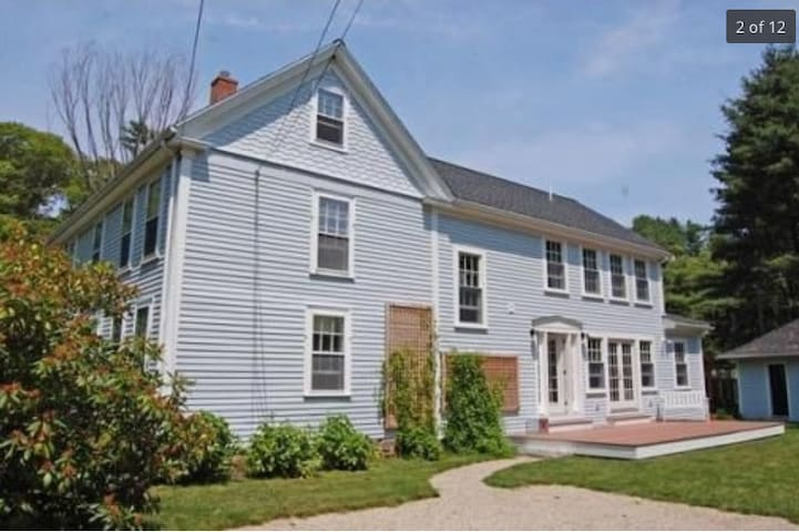 Family friendly home near the beach - Manchester-by-the-Sea - Casa