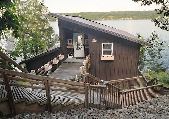 Comfy 2bd unit on Cayuga lake - Ithaca - Apartment