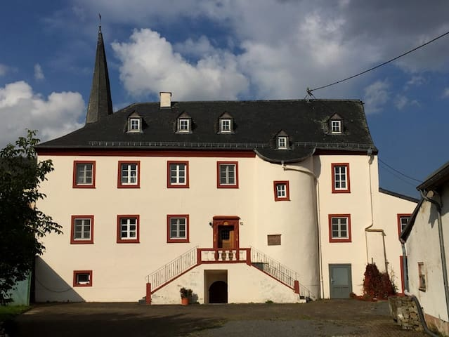 Vacation home in the Old Castle of Hersdorf