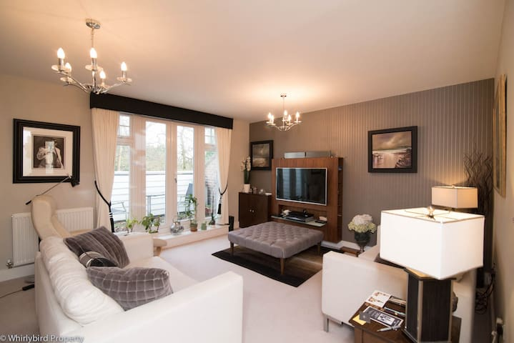 Luxury furnished aparment in Marlow...