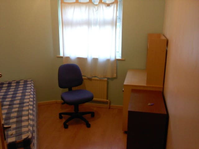 Fully Furnished Room With Brand New Mattress