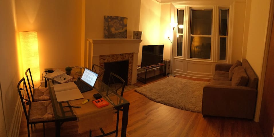 Spacious private room in the Upper West Side, NYC - New York - Apartment