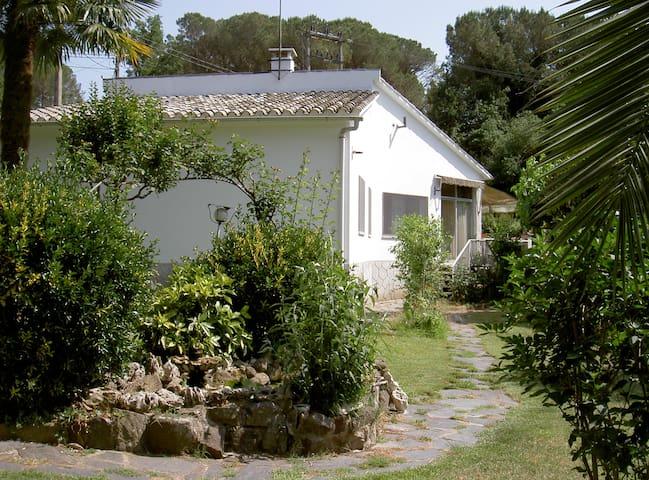 Cerca de la costa brava en urbanización tranquila - Maçanet de la Selva - Talo