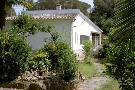 Cerca de la costa brava en urbanización tranquila - Maçanet de la Selva - Huis