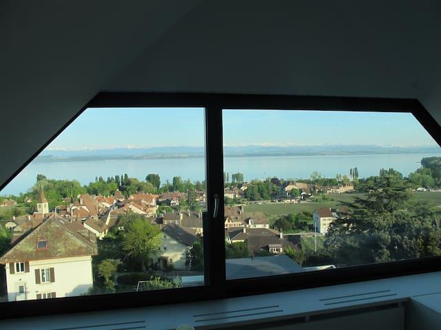 Studio Le petit Ciel - Auvernier - Rumah