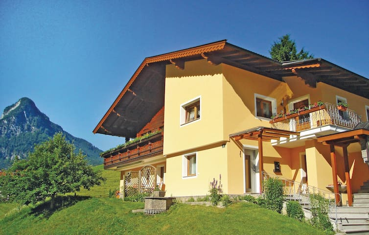 Holiday apartment with 2 bedrooms on 55 m² in Thiersee