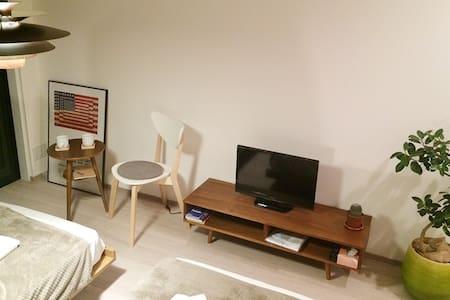 CLEAN ROOM 3min SHINJUKU gyoen sta! Amazing place! - Shinjuku-ku - Byt