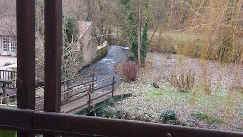 Maison du Moulin de Giroir