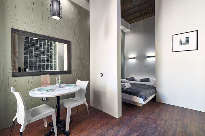 Студия в апарт-отеле на Невском проспекте