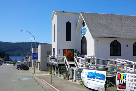 #1of3 Char's Former Church (built in 1912) - Port Alberni