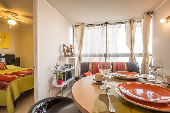 APARTAMENTO LOVELLY DOWNTOWN 518