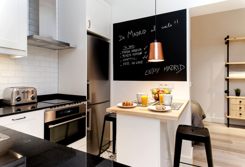 Open Kitchen with full services