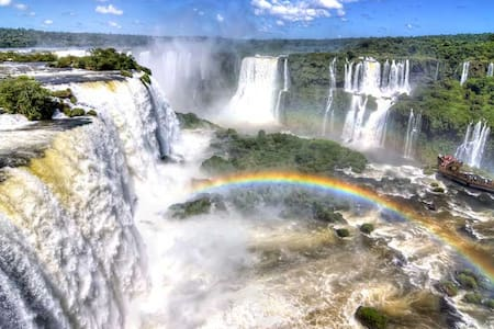 Home, Sweet Home na Terra das Cataratas ! - Foz do Iguaçu - บ้าน