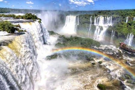 Home, Sweet Home! - Foz do Iguaçu
