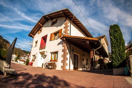Casa Rural Gure Lur en el corazón verde de Navarra - Sunbilla - Talo