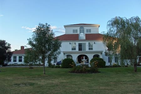 Villa Sojourn on the Merrimack. - West Newbury - Casa de campo