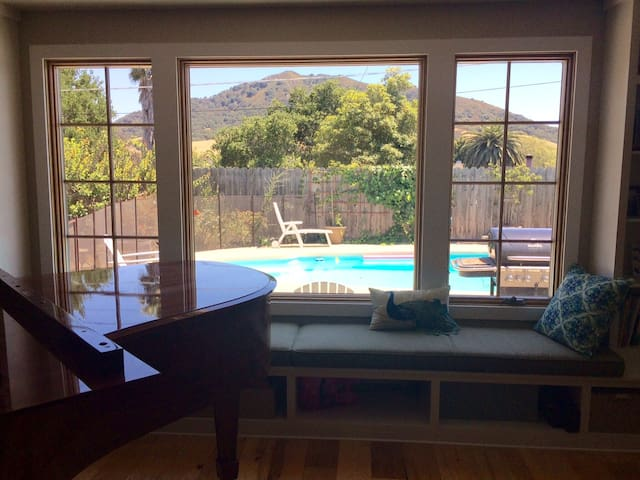Newly remodeled House with Pool - San Luis Obispo - Hus