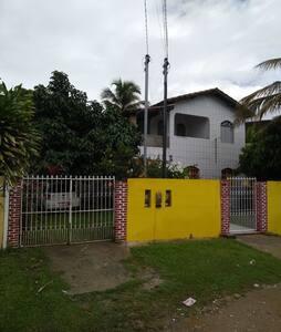 Casa 3 Quartos em Mar Grande - Vera Cruz - Bahia