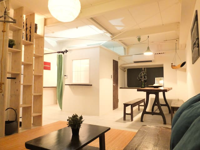 3min from subway Nagai station! - Osaka - Pis