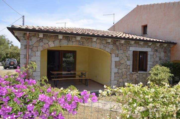 Casa singola con giardino case in affitto a nuragheddu - Casa con giardino milano ...
