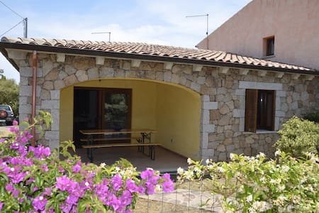 Casa singola con  giardino - Nuragheddu - Haus