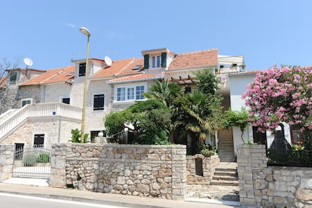 Vodice, stone house, 2+1,parking - Vodice - Daire