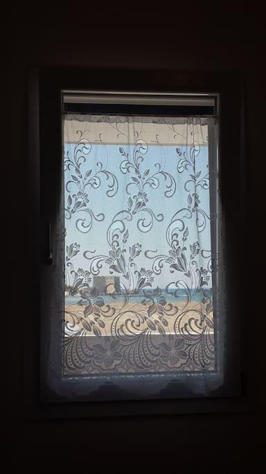 ...la finestra sul mare...