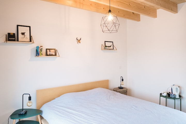 New cozy studio near Bourgoyen Park