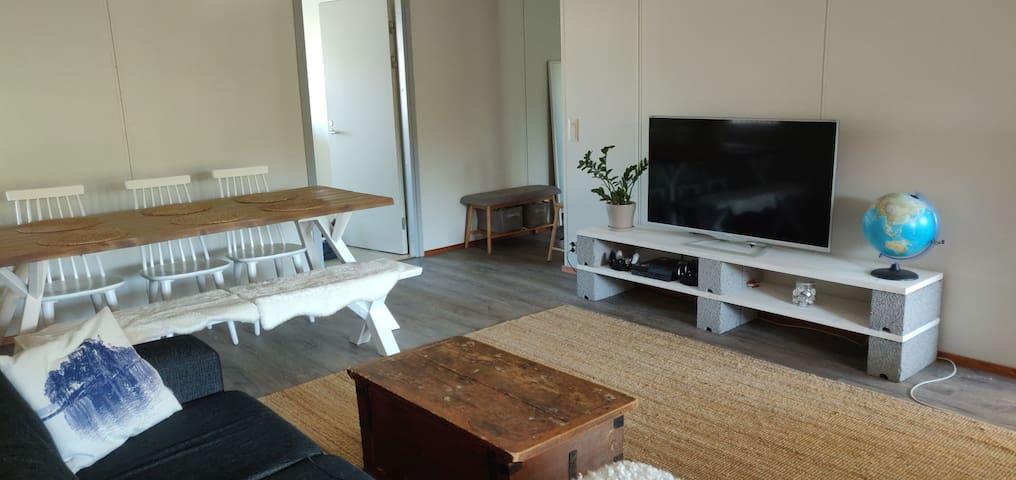 Siisti ja kodikas kolmio - Cozy 3-room apartment.