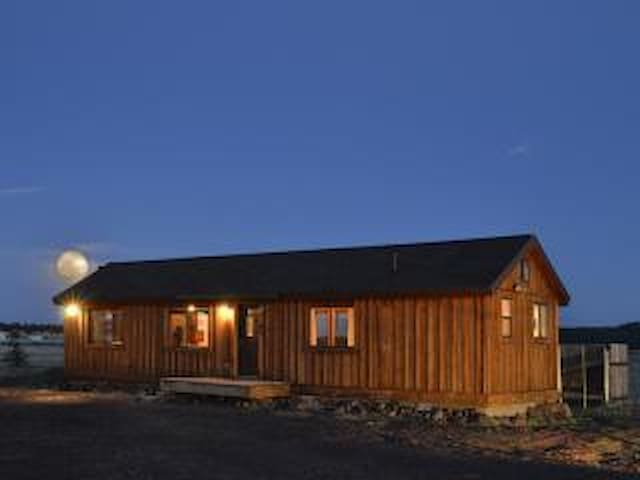 West of the Moon/panoramic views! - parks - Cabin