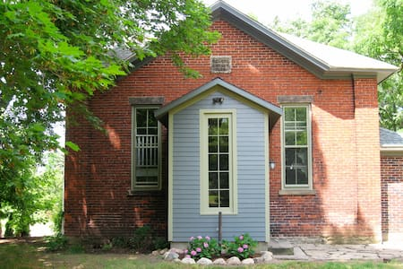 Charmingly Restored 1883 Schoolhouse