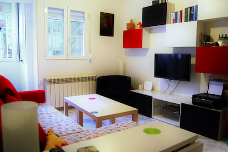 Individual Calm with excellent company - Madrid - Apartment