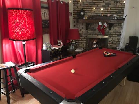 Santa's Bedroom: The Fun House