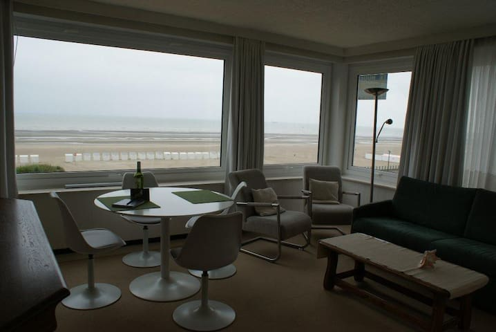 Appartement 1 bedroom seaview - Koksijde - Apartment